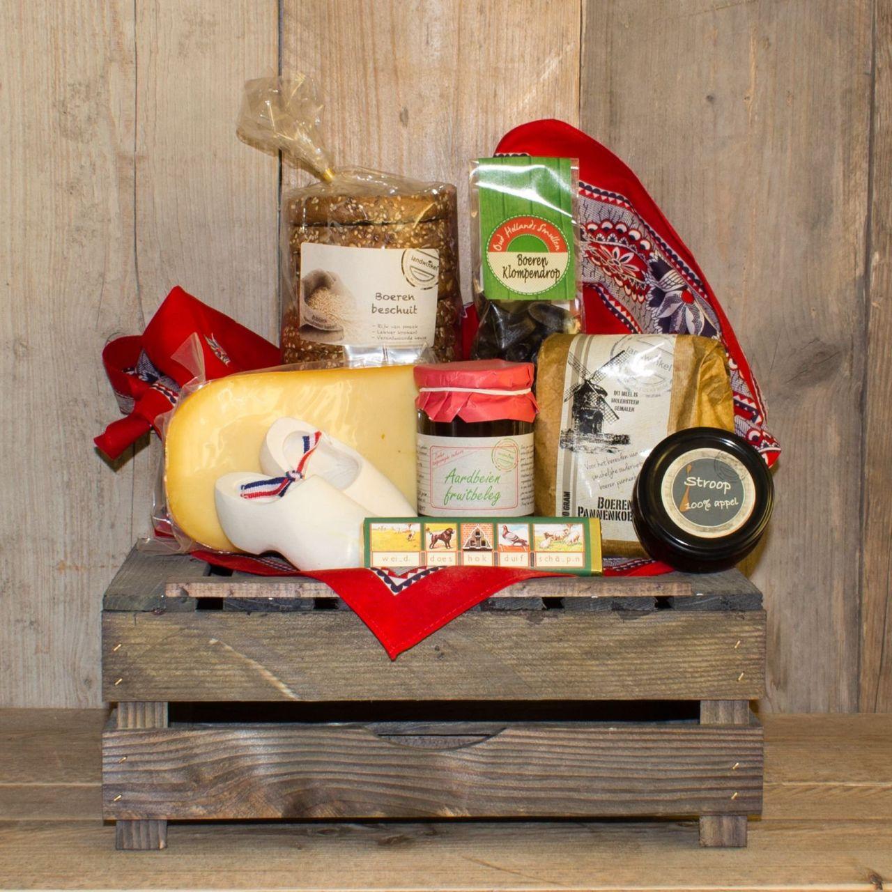 Landwinkel De Groenekan Kerstpakket